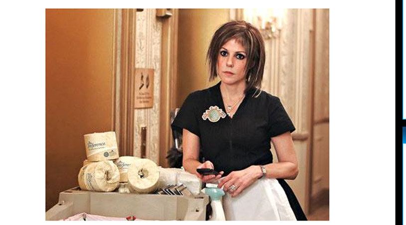 Nancy pokojówką? /tvfanatic.com