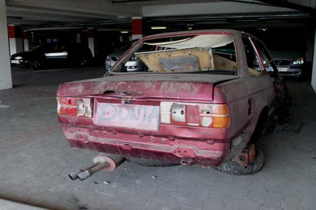 Nie wiem czemu tak jest, że to BMW jest piętnowane, ale nie interesuje mnie to, nie rozmyślam o tym wieczorami /poboczem.pl