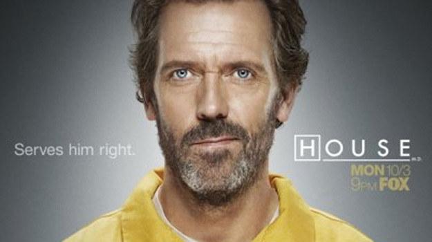 "Nowy plakat ""Dr. House'a"" /FOX"