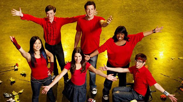 "Obsada serialu ""Glee"" /materiały prasowe"