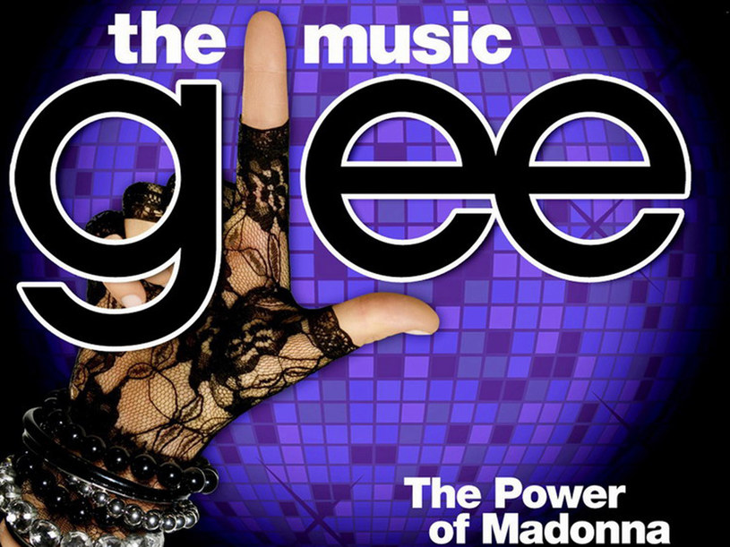 "Okładka albumu ""Glee: The Music, The Power of Madonna"" /materiały prasowe"