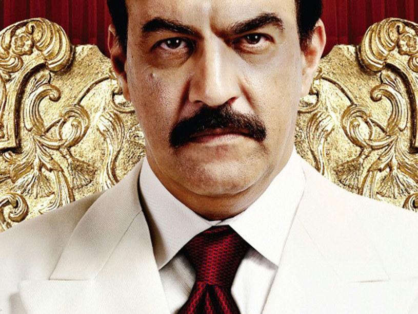 """Okładka filmu """"Dom Saddama"""" /HBO /materiały prasowe"""