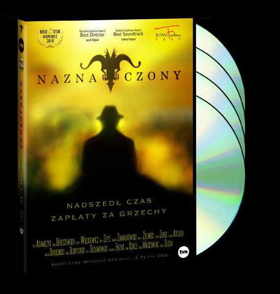 Okładka wydania DVD /materiały dystrybutora