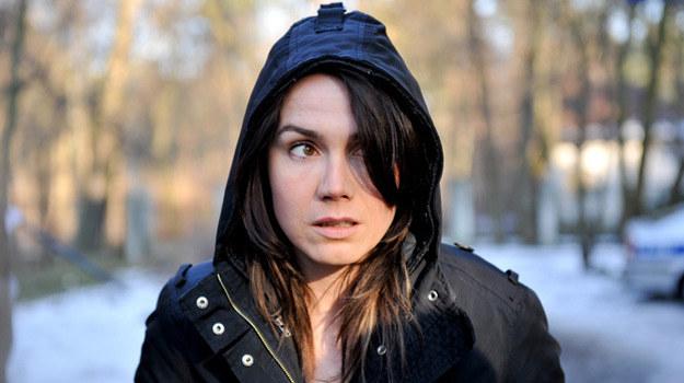 """Olga Bołądź w serialu """"Układ warszawski"""" /Agencja W. Impact"""