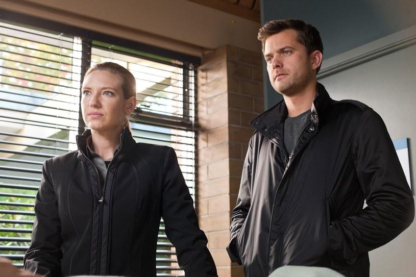Olivia (Anna Torv) i Peter (Joshua Jackson) reprezentują nowy typ bohatera serialowego /The New York Times Syndicate
