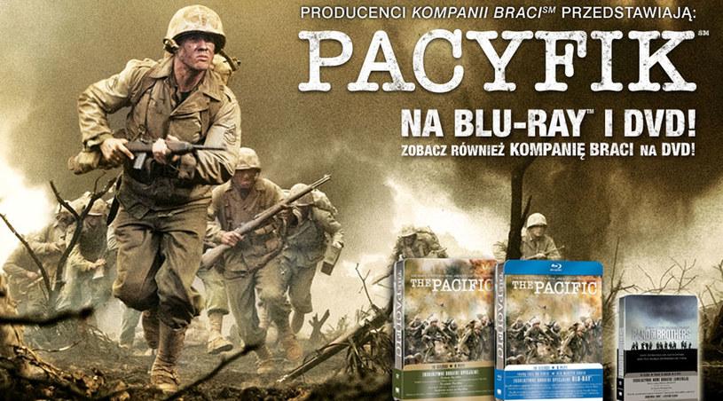 """""""Pacyfik"""" już od piątego listopada na płytach DVD /materiały prasowe"""