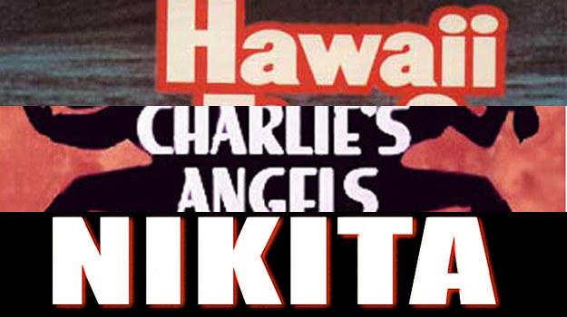 """Pamiętacie """"Hawaii  Five-0"""", Aniołki Charliego"""" czy """"Nikitę""""? Teraz może oglądać kultowe seriale w odświeżonej wersji. /materiały prasowe"""