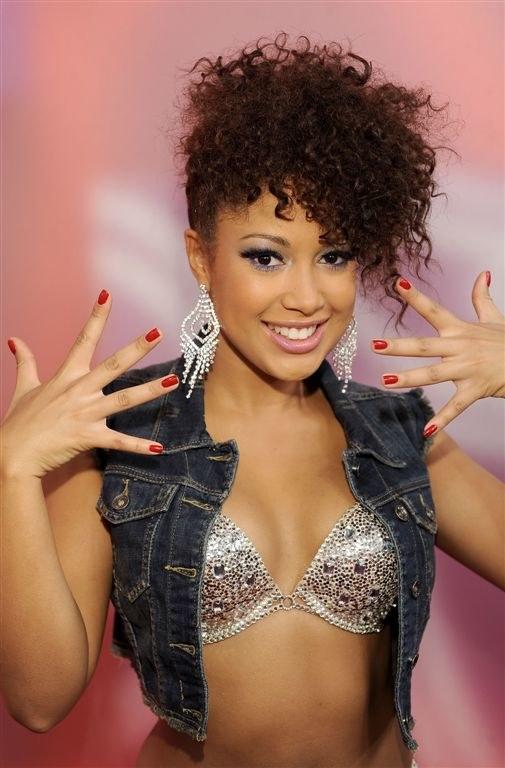 Patricia Kazadi najlepiej tańczy /Agencja W. Impact