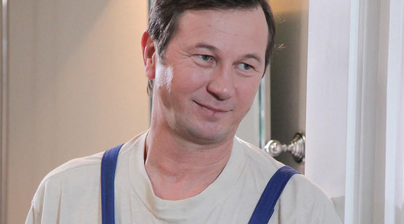 """Piotr Cyrwus ma już dosyć, że ludzie kojarzą go wyłącznie z Ryśkiem z """"Klanu"""" /Agencja W. Impact"""