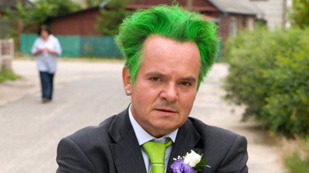 """Piotr Pręgowski jako Pietrek w serialu """"Ranczo"""" /Agencja W. Impact"""