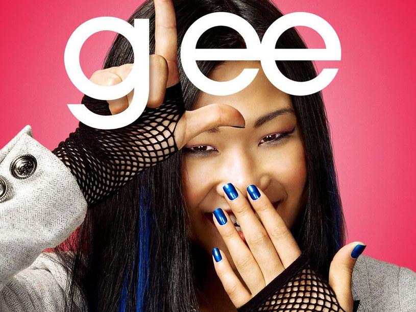 """Plakat promujący serial """"Glee"""" /FOX /materiały prasowe"""