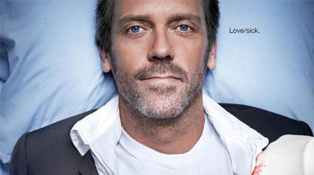 """Plakat z siódmego sezonu serialu """"Dr House"""" /materiały prasowe"""