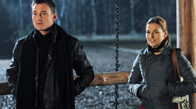 Pojawienie się Tomka (Paweł Ławrynowicz) rozpocznie nowy, być może romansowy, wątek w serialu. /Agencja W. Impact