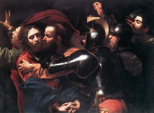 """""""Pojmanie Chrystusa"""" z 1602 r."""