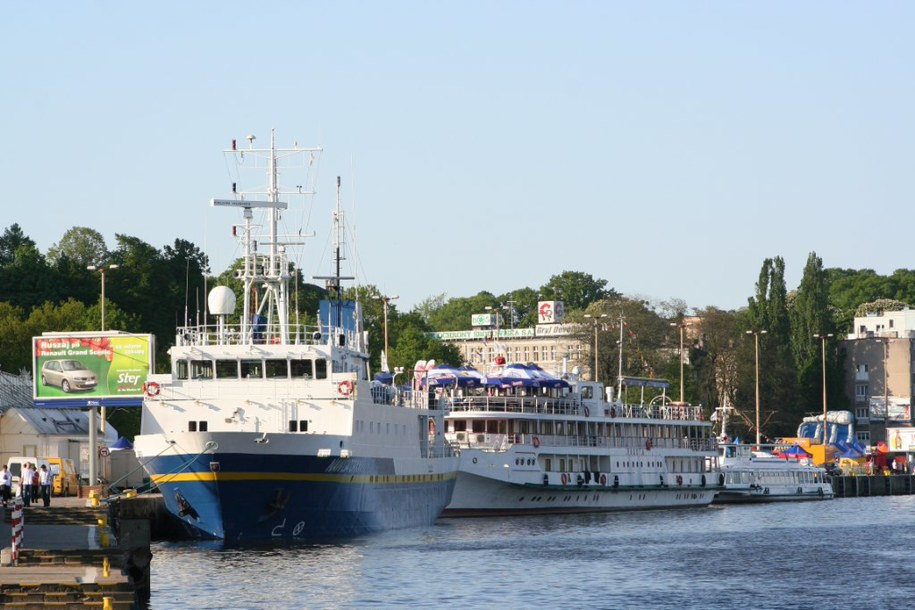 Port w Szczecinie /Paweł Żuchowski /Archiwum RMF FM