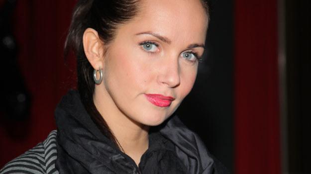 – Praca aktora ma też działanie terapeutyczne. Pomaga walczyć z własnymi słabościami! - mów aktorka /Agencja W. Impact
