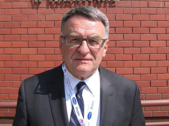 Profesor Jerzy Sadowski /Jerzy Sadowski /RMF FM