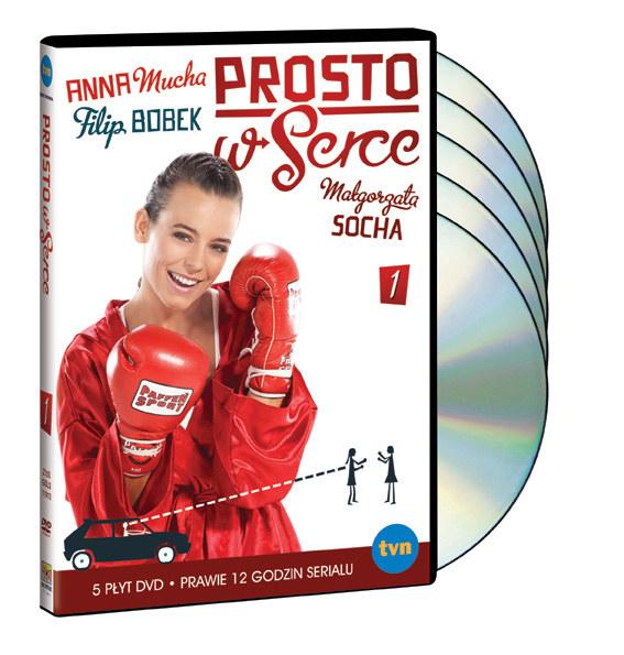 """Prosto w serce"" na DVD /materiały dystrybutora"