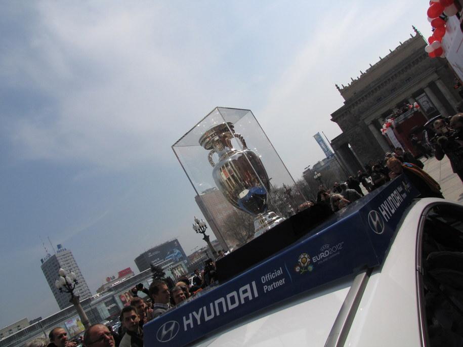 Puchar Henri Delaunaya /Maciej Jermakow /RMF FM