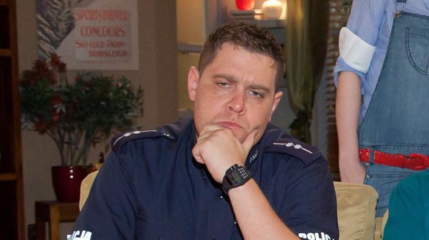 "Raper Jacek ""Tede"" Graniecki /Agencja W. Impact"