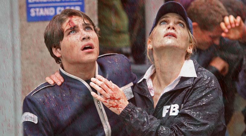 """""""Red Rain"""" - to tytuł pierwszego odcinka nowego sezonu. Premiera już 4stycznia /materiały prasowe"""