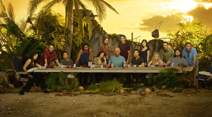 Rozbitkowie na zdjęciu promującym szósty sezon /materiały prasowe