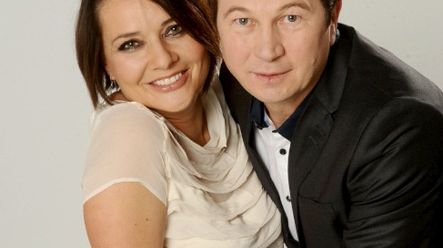 Ryszard Lubicz (Piotr Cyrwus) z żoną /Agencja W. Impact