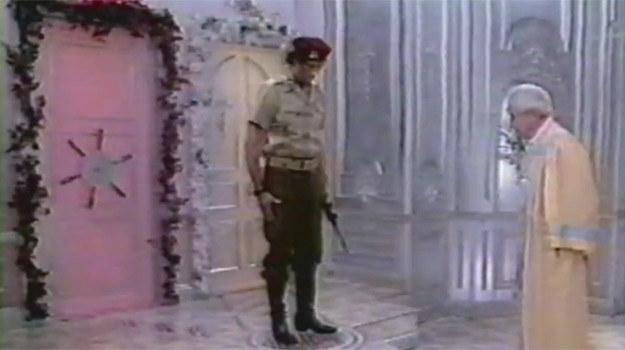 """Sąd nad Kadafim w serialu """"Second Chance"""" /YouTube"""