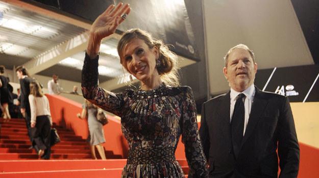 Sarah Jessica Parker na festiwalu filmowym w Cannes /AFP