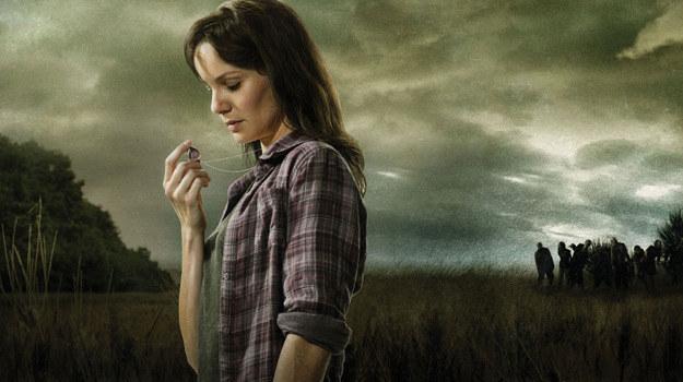 """Sarah Wayne Callies, gra postać Lori Grimes - żony głównego bohatera """"The Walking Dead"""" /materiały prasowe"""