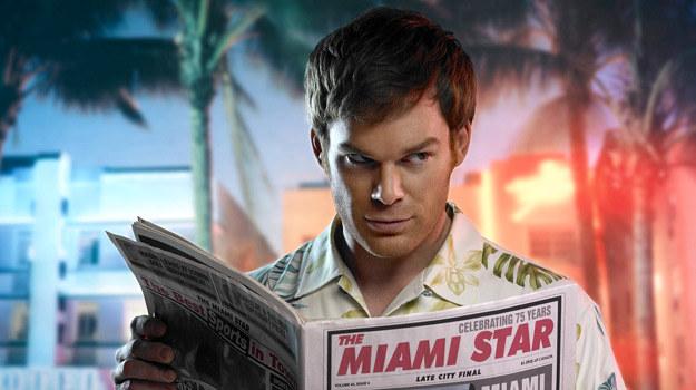 "Serial ""Dexter"" /materiały prasowe"