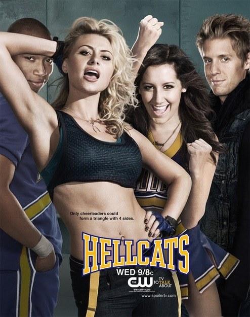 "Serial ""Hellcats"" /materiały prasowe"