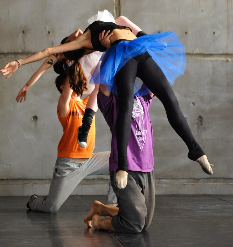 """Serial """"Tancerze"""" /Agencja W. Impact"""