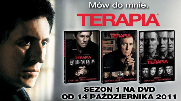 """Serial """"Terapia"""" już na DVD /materiały dystrybutora"""