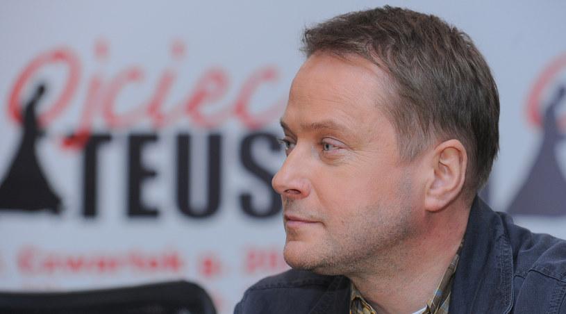 Serialowy Ojciec Mateusz oczekuje na fanów /Pawel Przybyszewski /MWMedia