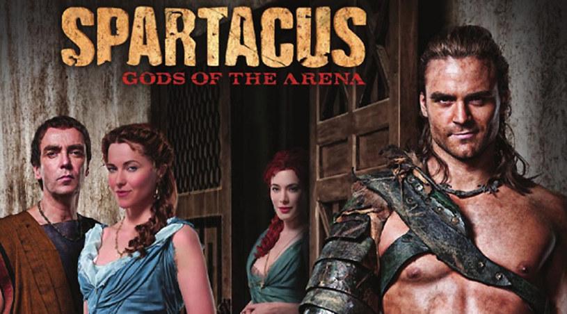 """Spartacus: Gods of the Arena"" /materiały prasowe"