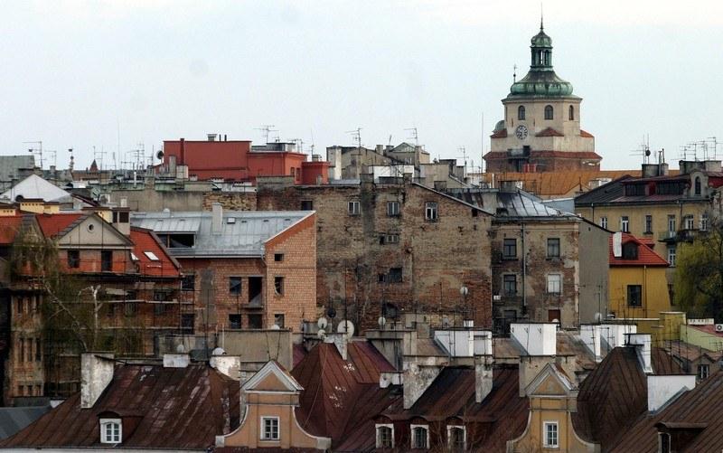 Stare Miasto w Lublinie /Wojtek Jargilo /East News