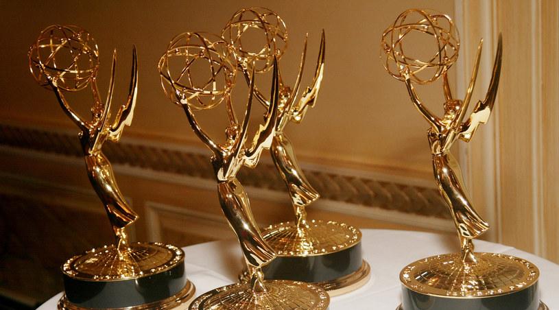 Statuetki Emmy /Evan Agostini /Getty Images/Flash Press Media