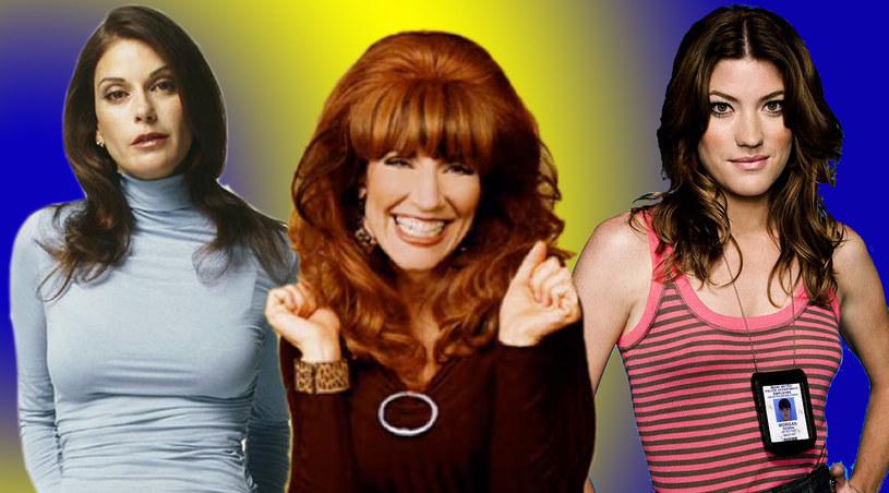 Susan, Peggy, Debra - to one trzymają facetów w garści ! /materiały prasowe