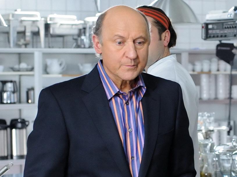 Światowej sławy kucharz Frederik Fronczewski /Agencja W. Impact