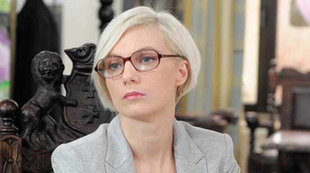 Sylwia Gliwa jako pani Graczyk /Agencja W. Impact