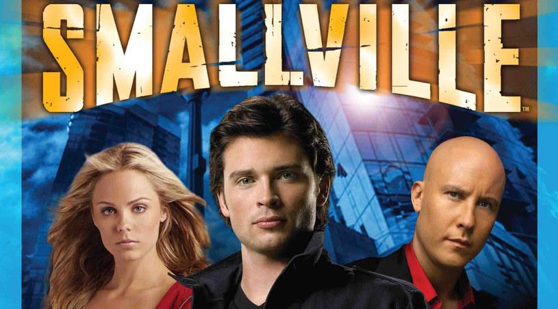 """Tajemnice Smallville"" /materiały prasowe"