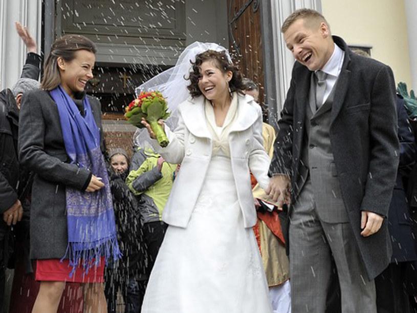 Takiej okazji nie można przeoczyć. Na ślub przyjaciół z Sudanu przyjedzie Madzia. /Ga??zka /AKPA