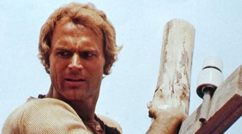 Terence Hill w złotym okresie włoskiego westernu wszedł na niejeden słup telegraficzny /AKPA