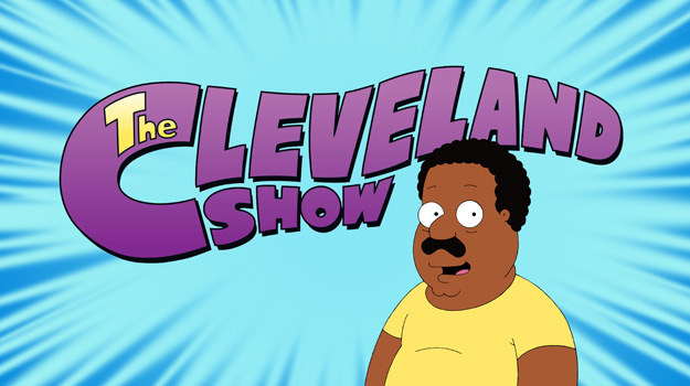 """""""The Cleveland Show"""" /FOX"""