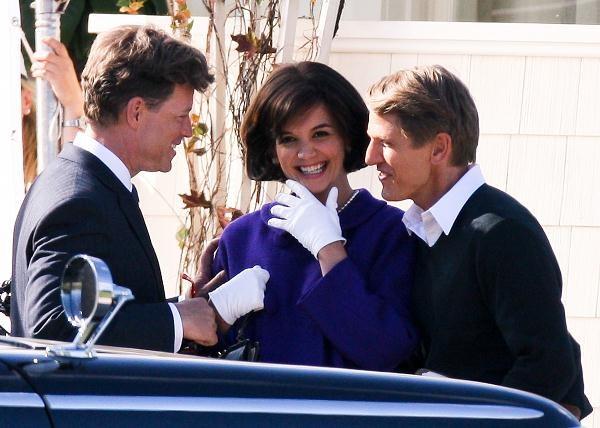 """""""The Kennedys"""" /Splashnews"""