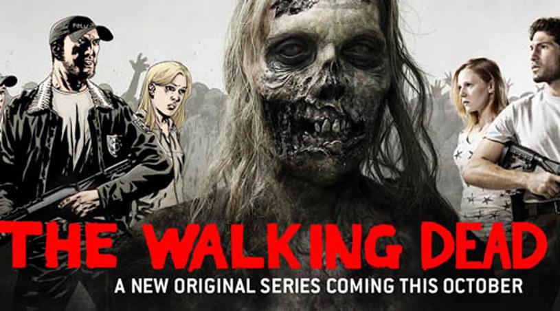 """""""The Walking Dead"""": Owocne spotkanie komiksu i telewizji? /AMC /materiały prasowe"""