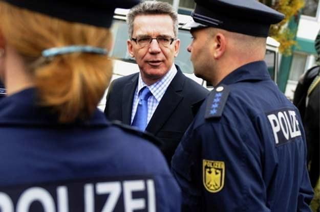 Thomas de Maiziere /AFP