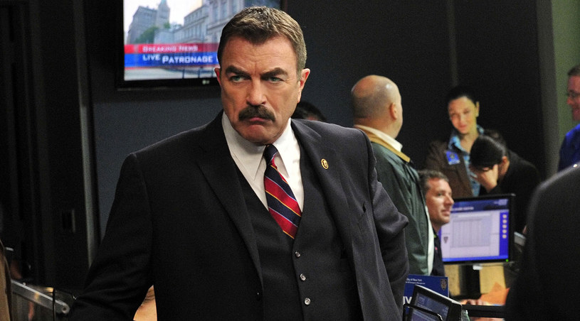 "Tom Selleck w serialu ""Blue Bloods"" /The New York Times Syndicate"