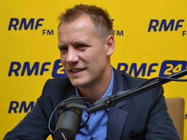 Tomasz Rząsa /Michał Dukaczewski /RMF FM